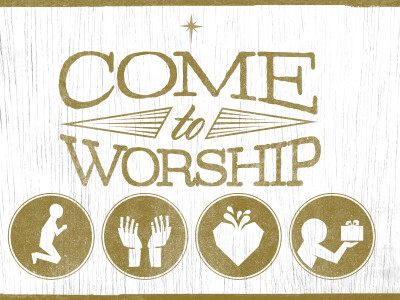 Come to Worship: Lift Holy Hands