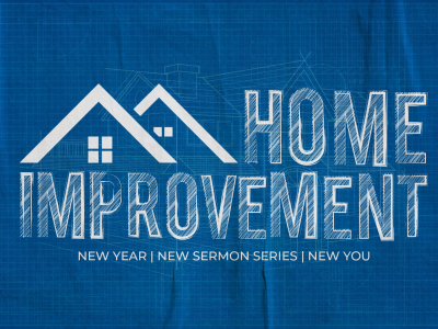 Home Improvement: A Grace-filled Home